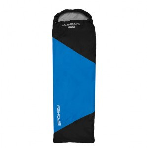 Śpiwór Ultralight 600 II blue/black