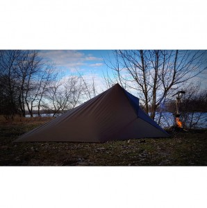 3x3 Tarp Bushmen Ultralight