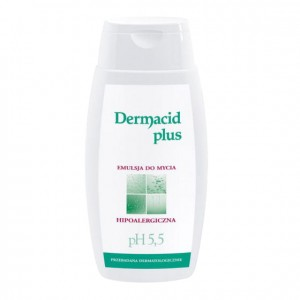Dermacid PLUS emulsja do mycia hipoalergiczna