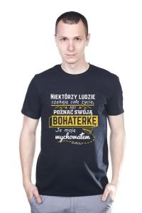 Koszulka harcerska damska Robię harcerstwo Centralna