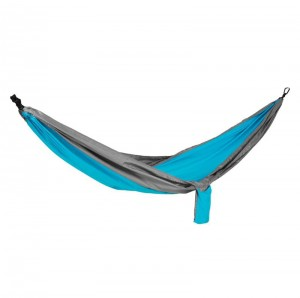 Hamak Cocoon: blue/ gray