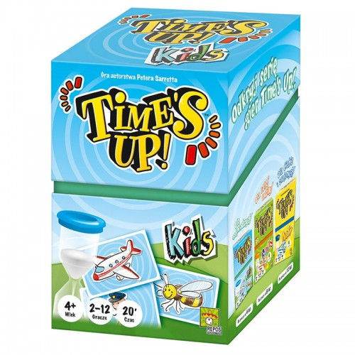 Gra Time's Up: Kids