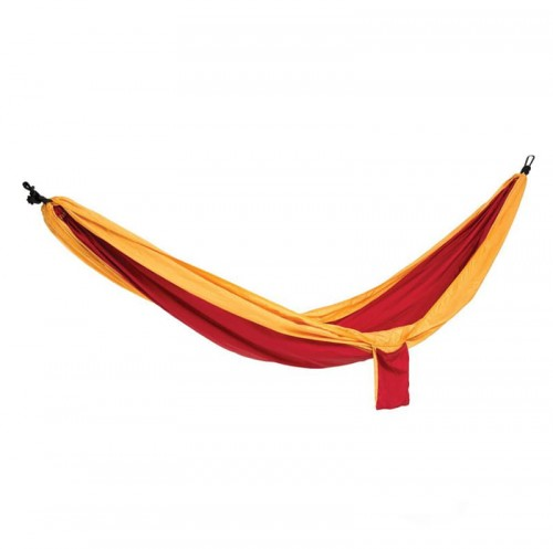 Hamak Cocoon: red/ yellow