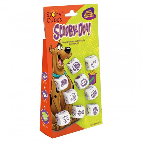 Gra Story Cubes: Scooby Doo