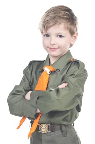 9f137e32 Mundur harcerski ZHP - Koszula mundurowa męska
