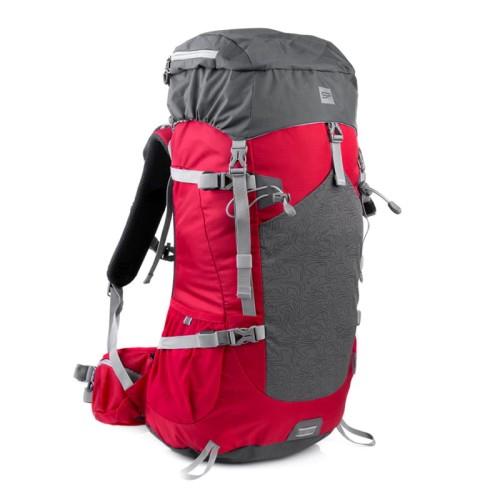 60d09aaa2e44a Plecak Lukla 50l: red/gray Centralna Składnica Harcerska 4 Żywioły