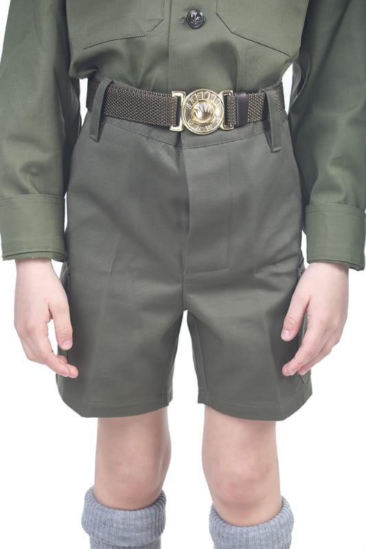 980b7b3ece8524 Spodenki mundurowe męskie ZHP Centralna Składnica Harcerska 4 Żywioły