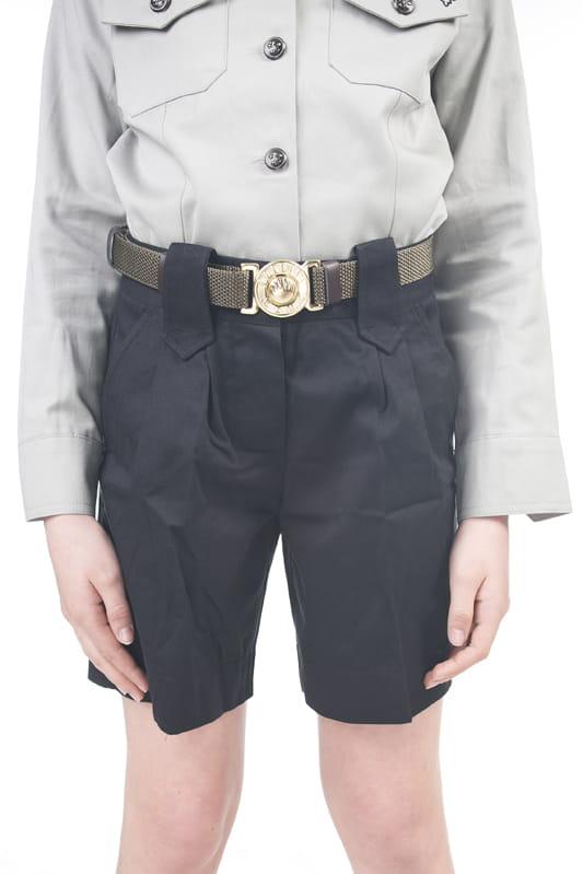 12b1b38cbb6376 Spodenki mundurowe damskie ZHP Centralna Składnica Harcerska 4 Żywioły
